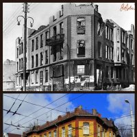До и после восстановления :: Сергей Карачин