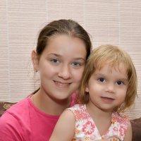 Сестрички :: Сергей и Ирина Хомич