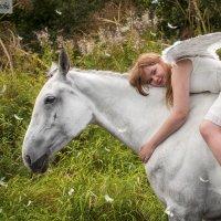 Ангелы и перья :: Светлана Козлова