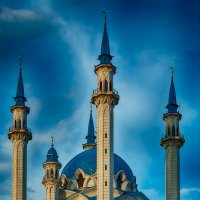 Мечеть Кул-Шариф :: Николай Николенко