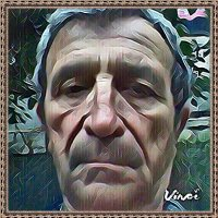 автопортрет :: Александр Корчемный