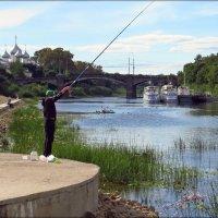 Рыбак - это состояние души! :: Елена Швецова