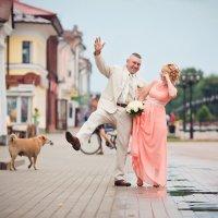По главной улице с невестой) :: Елена Челышева