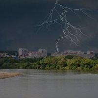 """Ревела буря, гром гремел..."" :: Виктор Малород"