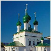 Церковь Спаса в рядах. Кострома. :: Олег