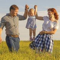 Семья :: Евгения Кузнецова