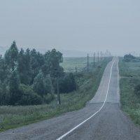 Дорога без конца, дорога без начала и конца :: Георгий Морозов