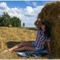 в деревне летом) :: Екатерина К..