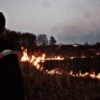 Медленно сгорая :: Ирина Афонина