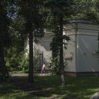 ВДНХ. Разобранный забор. :: Яков Реймер
