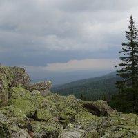 Уральские горы. Вид с Откликного гребня :: Татьяна Ушакова