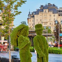 Зеленые человечки! :: Николай Николенко