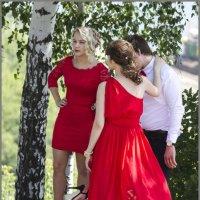 Красный цвет в моде :: Алексей Патлах
