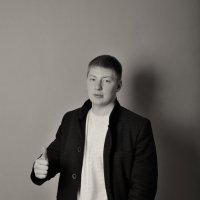 ЧБ портрет :: АпельСИН Фотостудия
