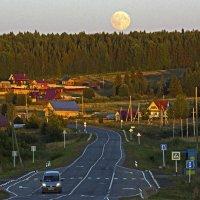 Лунный дозор :: Валерий Симонов
