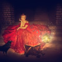 "Мои сказки- ""Колдунья"" :: Светлана Мизик"