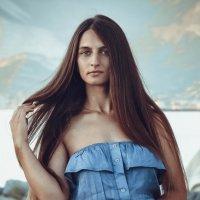 Красивая девушка :: Gulyara Rostovtseva
