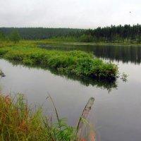 На Чертовом озере. :: Галина Полина