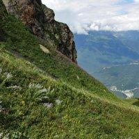 Август в горах... :: Виолетта