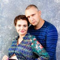 Юля и Сергей :: Надежда Василисина
