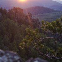 Луч солнца золотого! :: Георгий Морозов