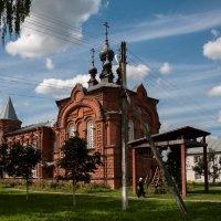 Храм в честь иконы Божия Матери «Утоли моя печали» :: Светлана .