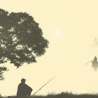 Зарисовки о рыбалке. :: Сибирь Эвенкия Евгений Щербаков