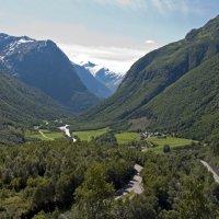 Mountain valley :: Roman Ilnytskyi