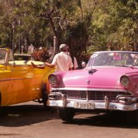 Куба. Яркие машины :: Gal` ka