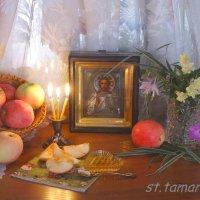 С Преображением Господним и Яблочным Спасом!!! :: Тамара (st.tamara)