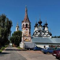 г.Суздаль  Антипиевская церковь. :: АЛЕКСАНДР СУВОРОВ