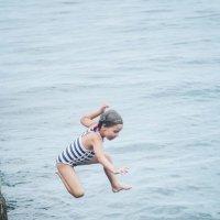Прыжок :: Людмила Кунченко