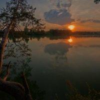 Нам сниться будет вечер летний... :: Владимир Комышев