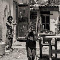 Undergroun children :: Yuri Shepelev