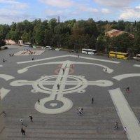 Якорная площадь :: Вера Моисеева