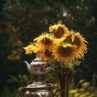 Вечерний чай... :: Julia Art