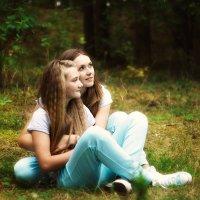 Мы как сестрички :: Julia Novik
