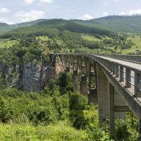 Мост через р.Тару :: Gennadiy Karasev