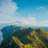 горы великаны :: Timofey Chichikov