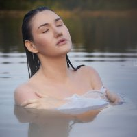 Бьюти в воде :: Anton Lipatov
