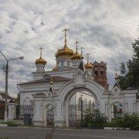 Храм Георгия Победоносца :: Марина Назарова
