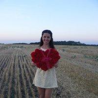 Любовь в твоих руках :: Татьяна Солодовникова