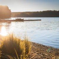 Закат на озере :: Juls Juls