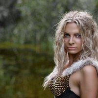 Королева лесов и полей. :: Катрина Деревеницкая
