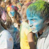 фестиваль красок :: Роман Шварцман