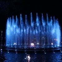 Прогулки по ночному Будапешту... :: Алёна Савина