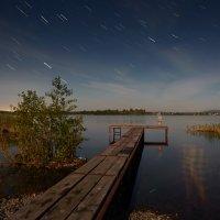 Однажды лунной ночью. :: Сергей Адигамов