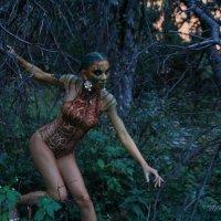 Где то в темном лесу :: Anastasia Stella