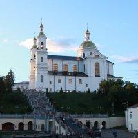 Свято-Успенский собор в Витебске :: Наталья Золотова