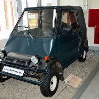 Чудо авто Кинешма М7901  Годы выпуска 1958-1968 :: Александр